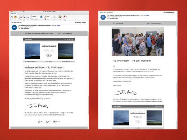 BrainVox - Email Newsletters