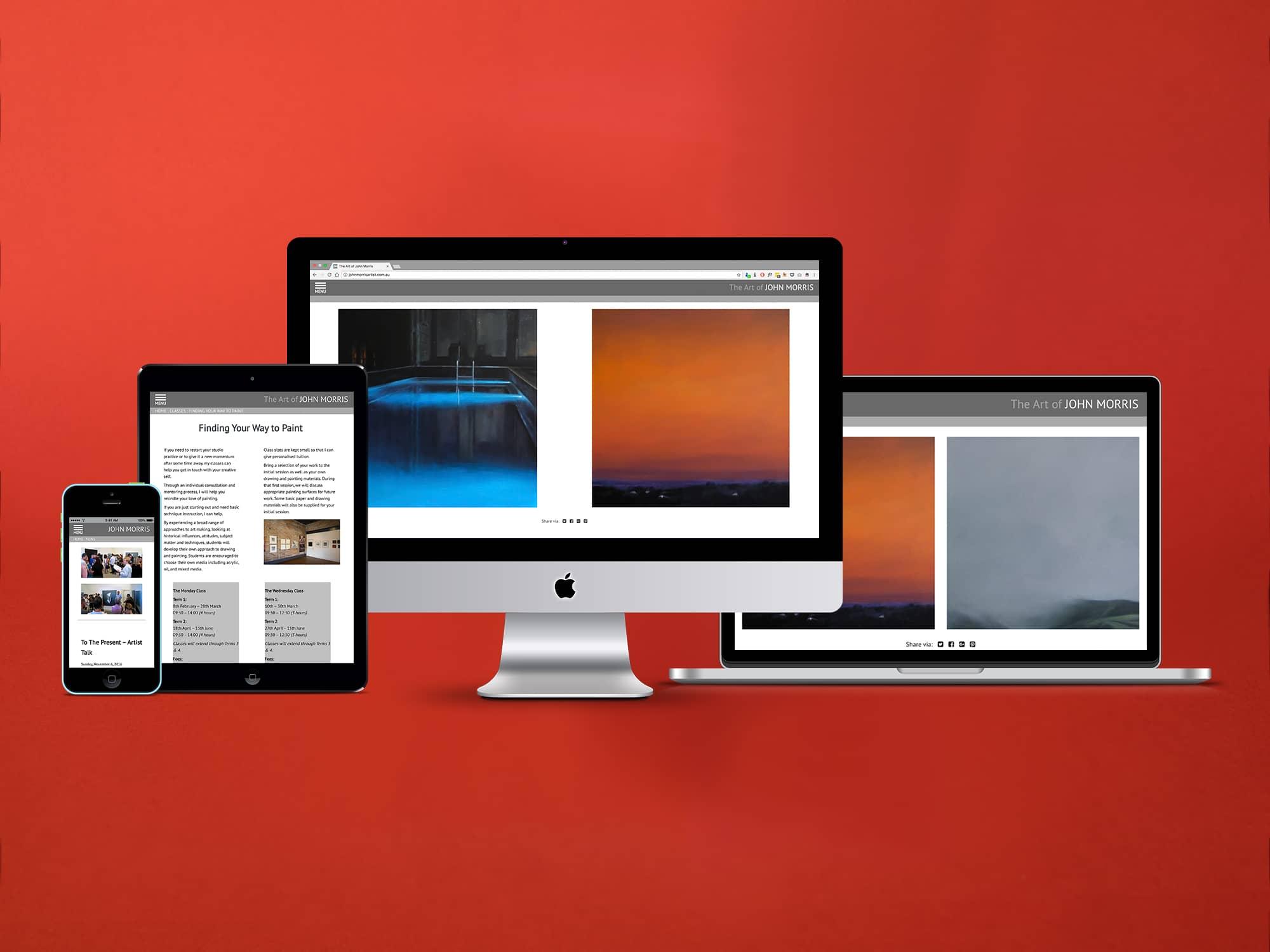 BrainVox - Website Design