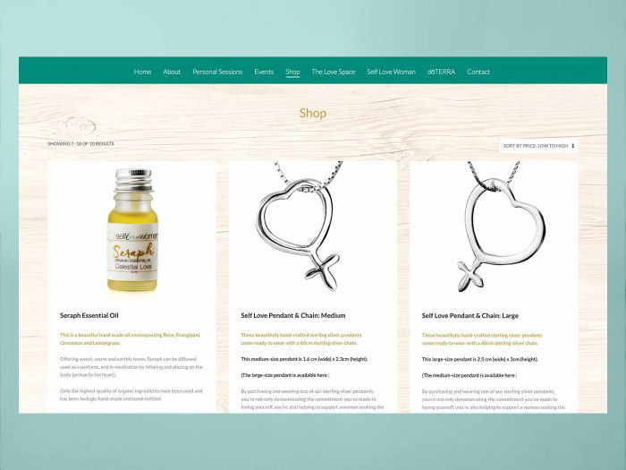 BrainVox - Deanne Mathews - Shop Page