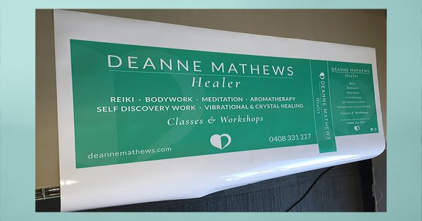 BrainVox - Deanne Mathews - Sign Printing